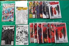 DC Identity Crisis Comic Lot !LOOK!!! RRP+1st,2nd Printings + More!!!