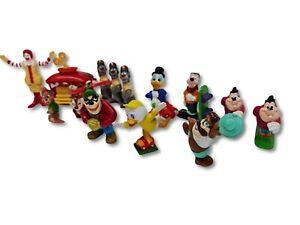 Vintage Mcdonalds Australia 1993 Happy Meal Toys Talespin Goofy Ronald Bulk Lot