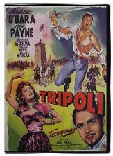 Tripoli 1950 DVD - John Payne, Maureen O'Hara, Phillip Reed, Howard da Silva