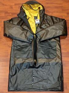Nike Shield Tech Pack Down-Fill Coat & Parka Jacket 'Yellow' size us mens L-Tall
