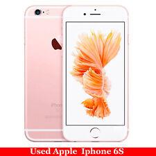 Apple iPhone 6s Unlocked  4.7 inch 2gb Ram 32Gb 12.0Mp  Cell Phone Rose Gold