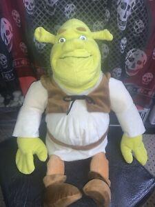 Shrek The Third Big Large 25 inch Plush Soft Toy Ogre Dreamworks 2007 2ft
