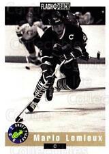 1992 Classic Hockey Draft Promo #1 Mario Lemieux