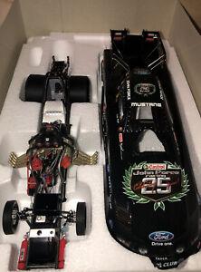 "JOHN FORCE castrol 2010 championship winning car 1/24 NHRA FORD MUSTANG """
