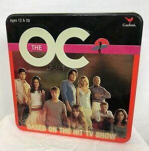 The OC Board Game TV Series By Cardinal Games -- COMPLETE