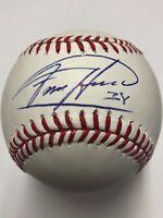 Felix Hernandez Seattle Mariners Signed Major League Baseball Beckett BAS F19764