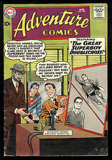 Adventure Comics (1938) #263 First Print The Great Superboy Double Cross Gd/Vg