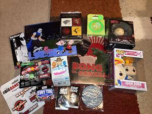 Loot Crate Bam Box bundle Job Lot Funko pop GPK Star Wars Sci-fi Geek