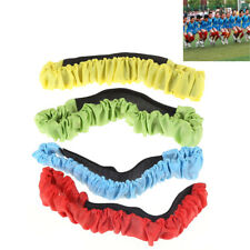 Three-legged Elastic Sport Tie Ropes Run Race Game Kids Cooperation Toy NA