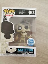 Funko Pop Movies Corpse Bride - Skeleton Funko Shop Exclusive!