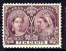 CANADA 57 Mint FVF Fresh Color