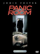Panic Room (DVD, 2002, The Superbit Collection)