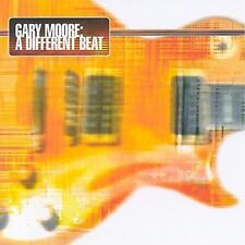 Gary Moore A Different Beat CD Classic Hard Rock Blued Guitar