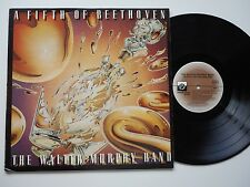 "THE WALTER MURPHY BAND ""A FIFTH OF BEETHOVEN"" LP 1976 DISCO NEAR MINT"