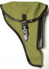 WWII GERMAN P08 LUGER PISTOL HOLSTER-CANVAS