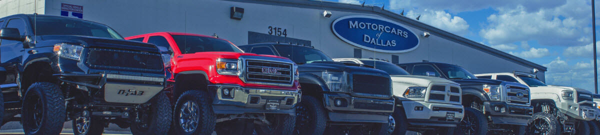 Motor Cars of Dallas
