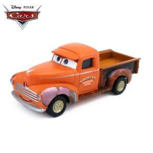 Mattel Disney Pixar Cars 3 Smokey 1:55 Metal Diecast Toys Car New Loose Gift