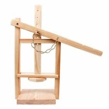 Wooden Cheese Press + Large Cheese Cloth + 3 Rennet Tablets + 100g Salt