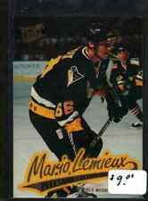 1996-97 Fleer Ultra Gold Medal Mario Lemieux #G-143 Frsca