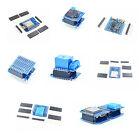 "ESP8266 WeMos D1 Mini NodeMcu Battery Shield 0.66"" OLED Shield For Arduino"