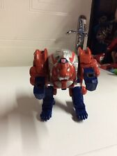 Transformers Beast Wars Optimus Prime Lion  2006 Hasbro Incomplete autobot