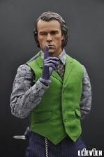 ELeven 1/6 Scale Heath Ledger Head Sculpt Batman Joker Headplay