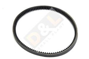 Genuine Drive Belt 2-801 40 360 Ammann AVP1033 Wacker Compaction Plate Spares