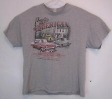 MUSCLE CAR / PICKUP T SHIRT QUALITY THE AMERICAN TRADITION OF EXCELLENCE XL