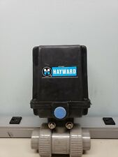 "Hayward EA2 Electric Actuator True Union Ball Valve 1"" CPVC"