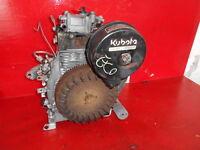 MOTORE ENGINE MOTOR KUBOTA DIESEL AIXAM 400 0C60 775481 1995 1996 1997 1°SERIE