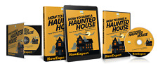How To Make a Haunted House(Ebook + Audio + Online Video Course) - HowExpert