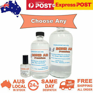 Premium pH Bond Aid Dehydrator Nail Prep Adhesion Acrylic Liquid - Choose Any