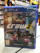 The Crew 2 (Sony PlayStation 4, 2018)