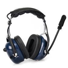 retevis eh050k band anpassung der luftfahrt mhk - headset mit finger ptt für ken