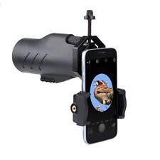 SVBONY12x50 Monocular BAK-4 Waterproof Telescope+Phone Adapter&Hand Strap AU