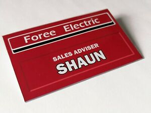 SHAUN OF THE DEAD badge fancy dress can be personalised HALLOWEEN zombie cosplay