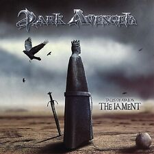 DARK AVENGER - Tales Of Avalon: The Lament - CD DIGIPACK