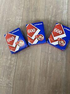 Ricariche Polaroid 600-3 Scatole Da 20 Foto
