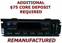 REMAN 97 98 99 00 01 02 FORD EXPEDITION A/C Heater Climate Temp EATC >EXCHANGE<