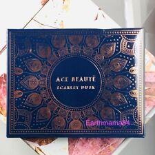Ace Beaute Eye Shadow Palette, Scarlet Dusk