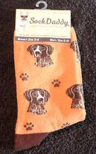 German Shorthaired Pointer Dog Breed Lightweight Stretch Cotton Adult Socks