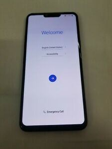 LG V40 - Black - 64GB - (T-Mobile Unlock) ~44498