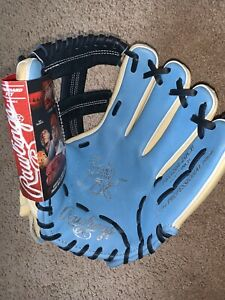 "Rawlings Heart Of The Hide PRO204-20CB 11.5"" Baseball Glove Mitt Brand New"