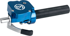 Moose Racing - 33-TH28-BLU - Dual Gasser Throttle, Blue