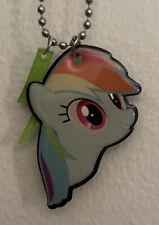 2015 My Little Pony Friendship is Magic Rainbow Dash Dog Tag #4  [Loose]