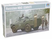 Russian Nbc Early 1:35 Plastic Model Kit TRUMPETER