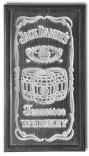 Backgammon Set Jack Daniels Large Carved Wood NEW 22.83 in 100% oak wooden NIB