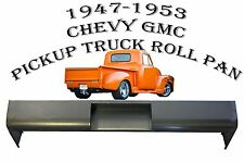 1947 1948 1949 1950 1951 1952 1953 CHEVY PICKUP TRUCK GMC REAR ROLL PAN  NEW