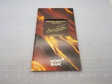 Montblanc Limited Edition  Dostoevsky Booklet