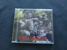 SONS OF ANARCHY RARE NEW SEALED SOUNDTRACK CD! LEONARD COHEN THE FOREST RANGERS